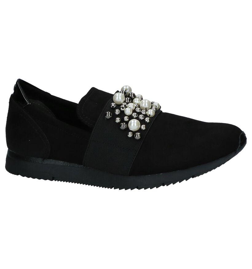 Tamaris Chaussures slip-on en Noir en simili cuir (226781)