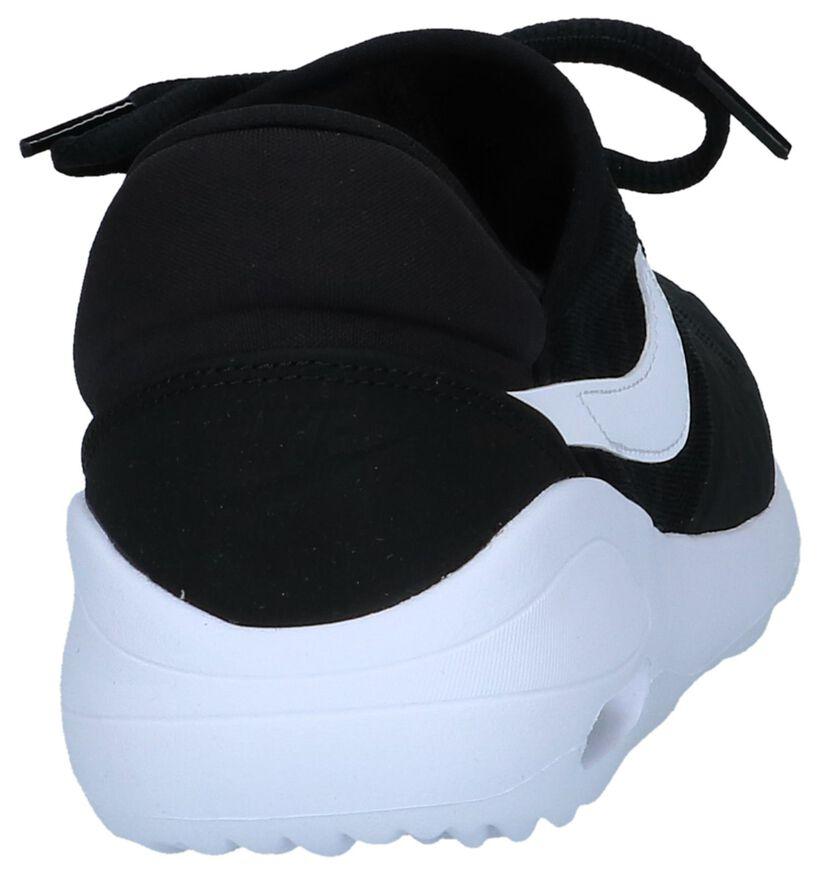 Nike Air Max Baskets basses en Noir en textile (238313)