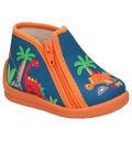 Bellamy Jipeg Blauwe Pantoffels