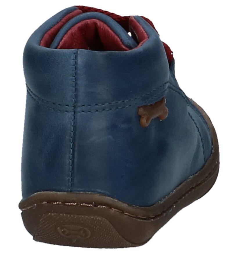 STONES and BONES Chaussures pour bébé  en Bleu foncé en cuir (230856)