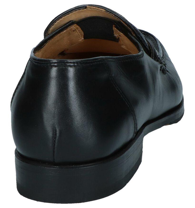 Ambiorix Gilmoc Mocassins en Noir en cuir (278380)