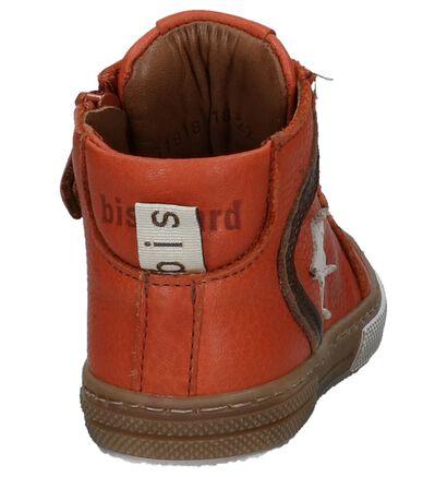 Bisgaard Chaussures hautes en Noir en cuir (230717)