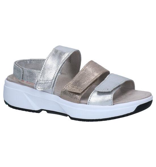 Xsensible Kea Zilveren Sandalen