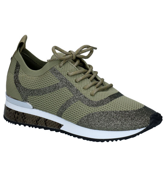 La Strada Kaki Sneakers