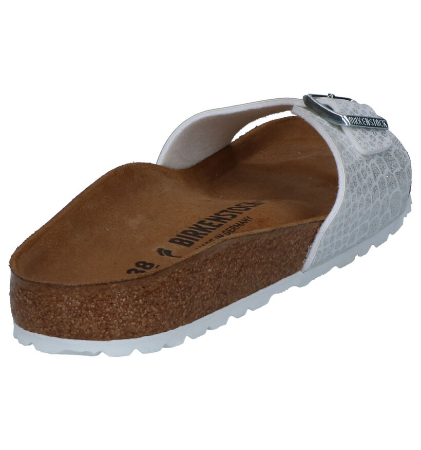 Birkenstock Madrid Rose Golden Slippers in kunstleer (271280)