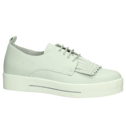 Louisa Chaussures à lacets  (Gris clair), Gris, pdp