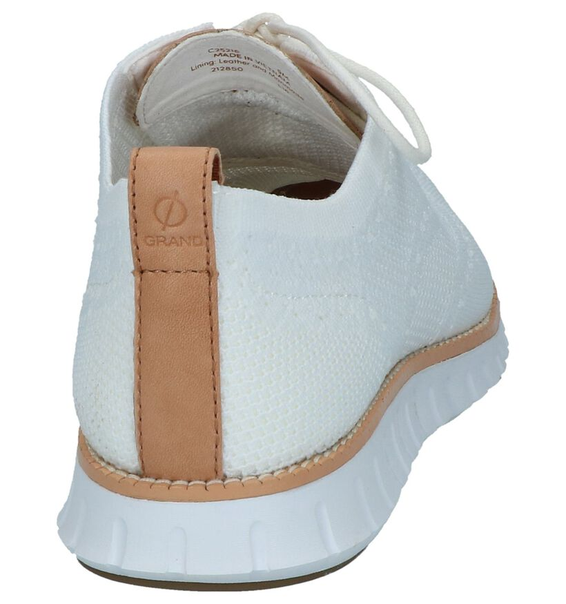 Cole Haan Chaussures basses en Blanc en textile (240724)