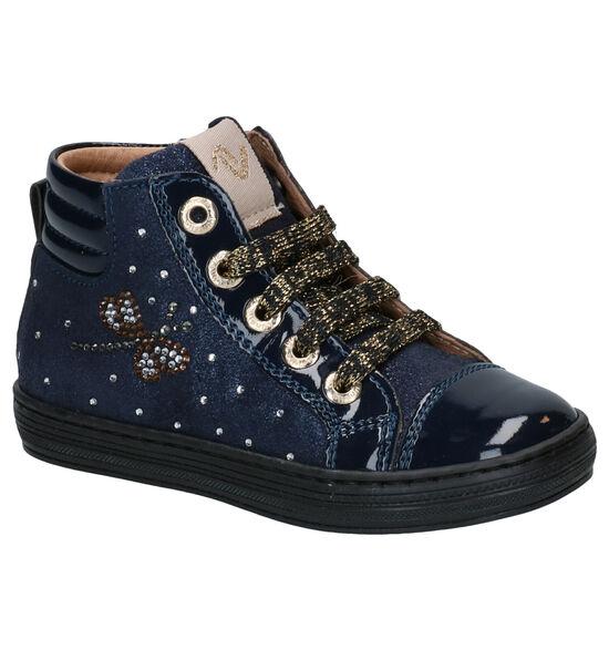 Lunella Chaussures hautes en Bleu