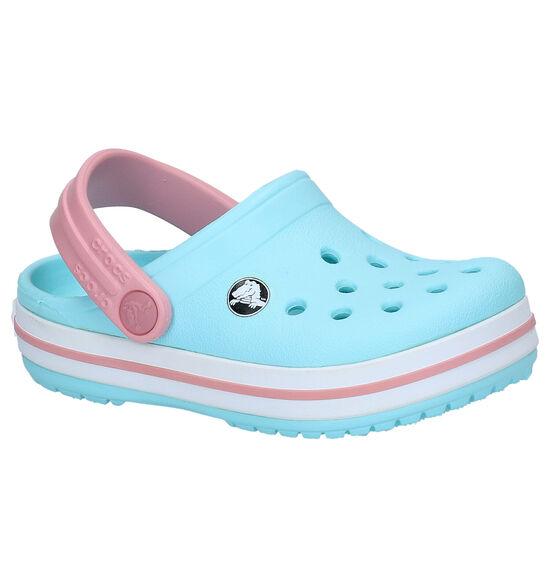 Crocs Crocband Nu-pieds en Turquoise