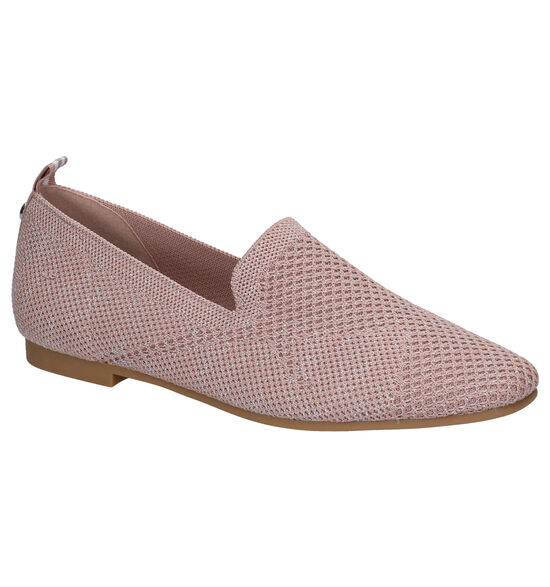 La Strada Loafers en Rose