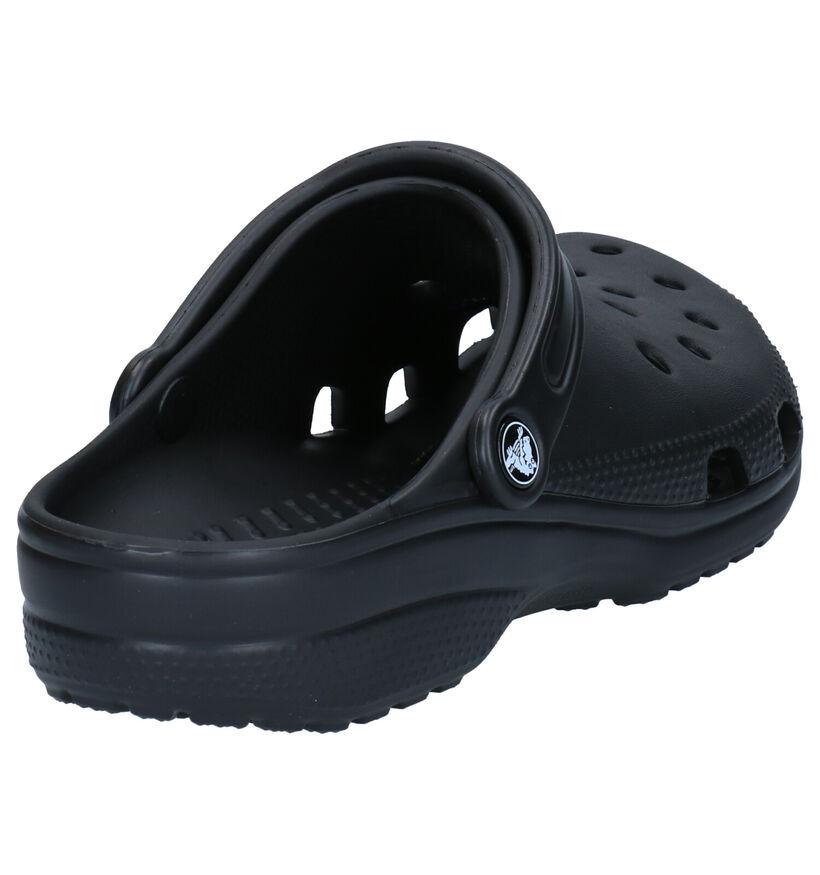 Crocs Classic Zwarte Slippers in kunststof (270727)