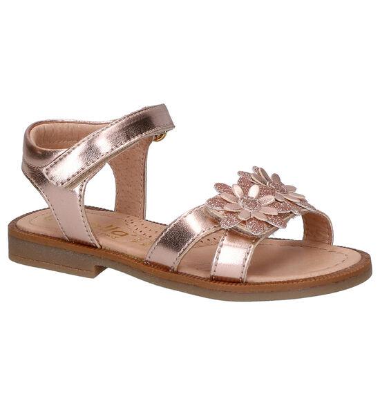 Lunella Roze Sandalen