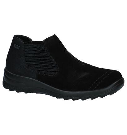 Rieker Chaussures sans lacets  (Noir), Noir, pdp