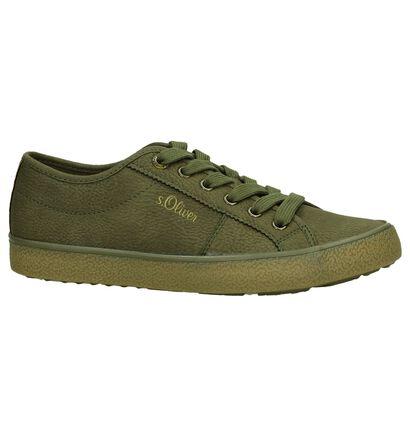 s.Oliver Sneakers basses  (Vert kaki), Vert, pdp