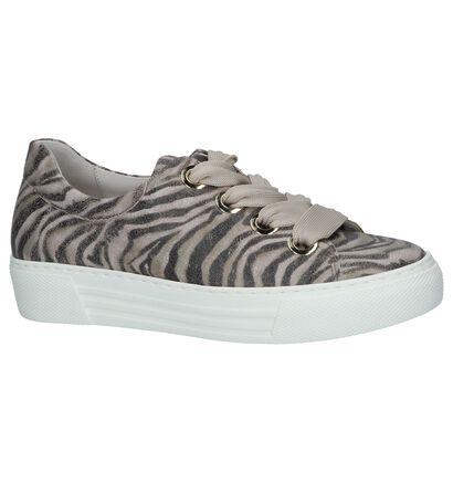 Gabor Chaussures à lacets en Gris (245382)