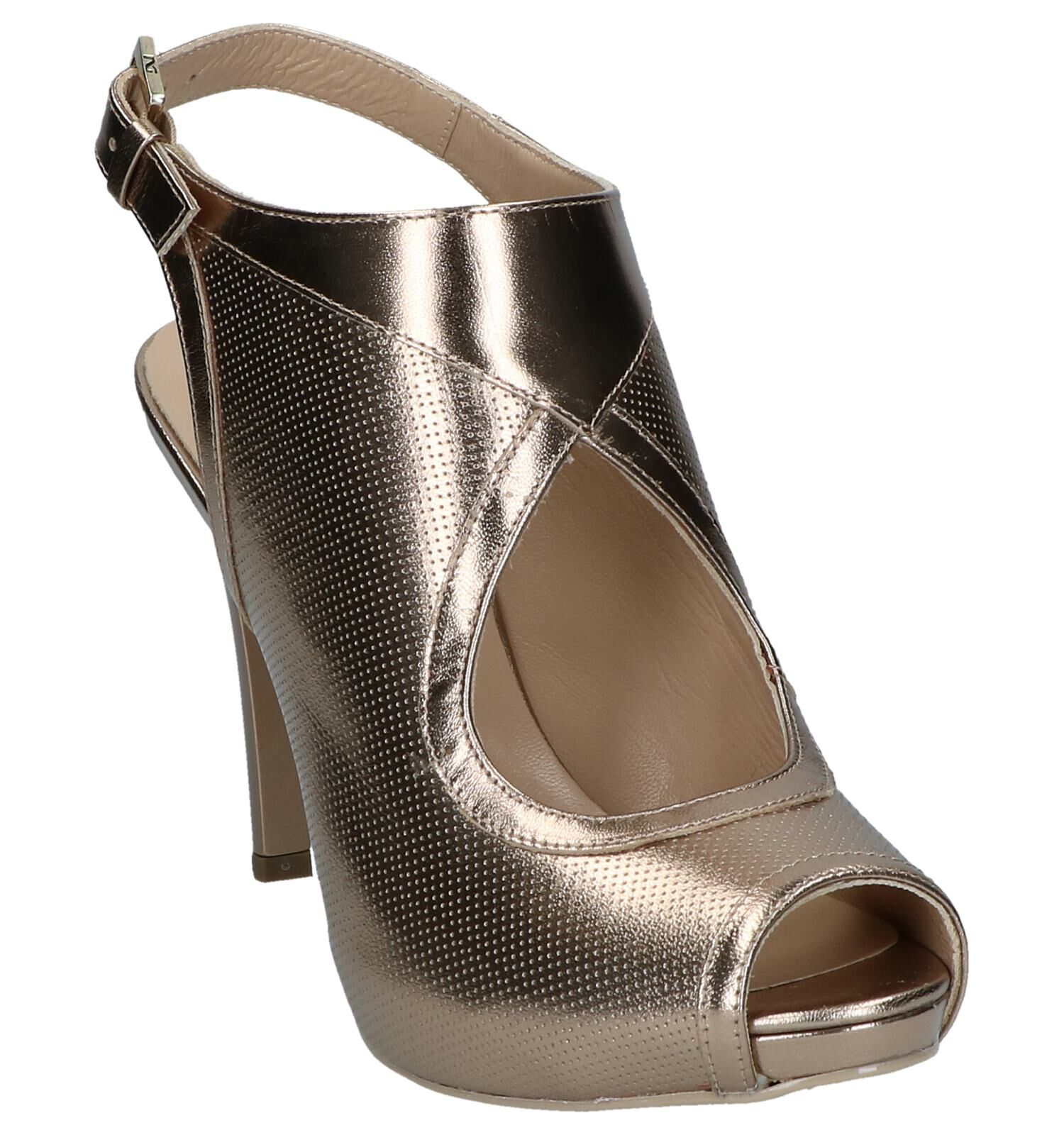 Bronzen Sandalen NeroGiardini