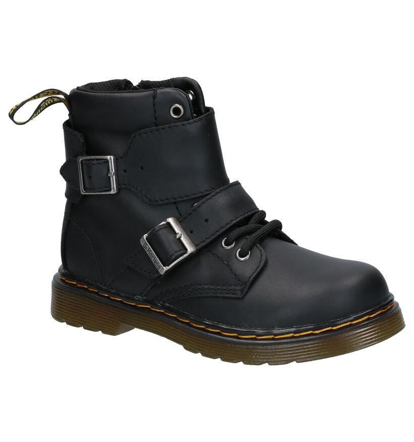 Dr. Martens 1460 Joska Boots Zwart in leer (253352)