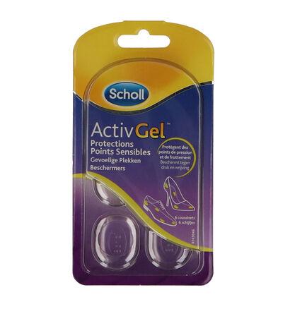 Scholl GelActiv Party Feet Gevoelige Plekken Beschermers (232915)