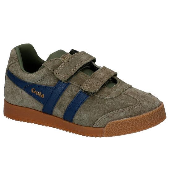 Gola Harrier Kaki Sneakers
