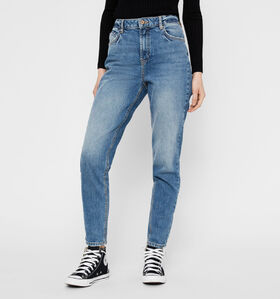 Pieces Leah Mom Blauwe Jeans (298642)