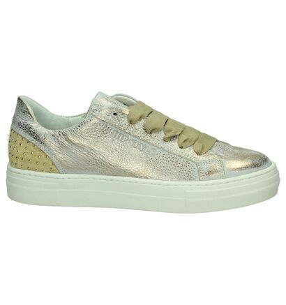 Hip Brons Sneakers Rits/Veter, Brons, pdp