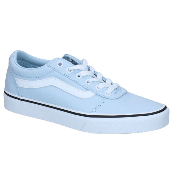 Vans Ward Baskets en Bleu