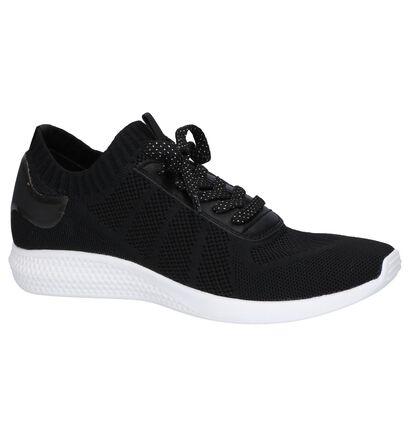 Zwarte Sneakers Dazzle, Zwart, pdp