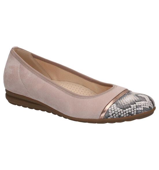 Gabor Easy Walking Roze Ballerina's