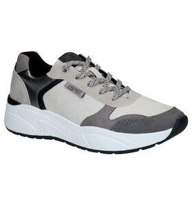 Esprit Grijze Sneakers in kunstleer (279817)