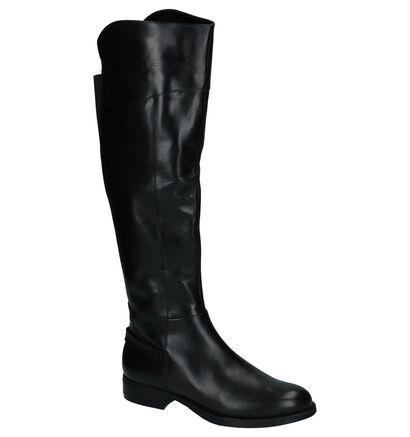 Zwarte Lange Laarzen SPM, Zwart, pdp