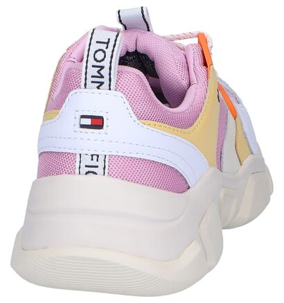 Tommy Hilfiger Baskets basses  (Blanc), Multicolore, pdp