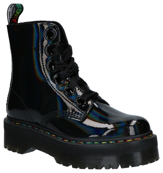 Dr. Martens Molly Bottines en Noir