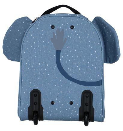 Blauwe Trolley Trixie Mrs. Elephant, Blauw, pdp