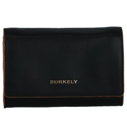 Burkely Birthday Zwarte Crossbody Tas in leer (273990)