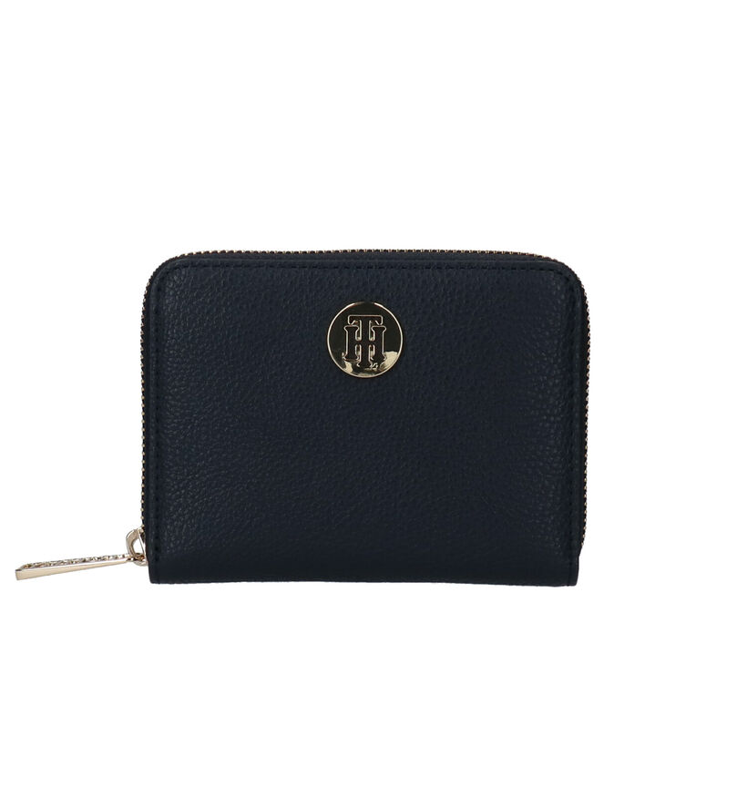 Tommy Hilfiger TH Core Portefeuille en Bleu en simili cuir (264586)