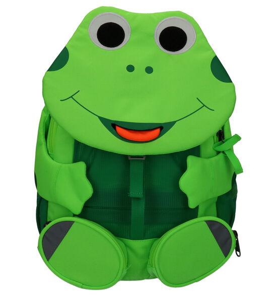 Affenzahn Frog Sac à dos en Vert