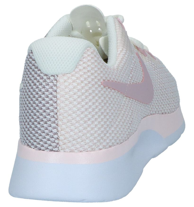 Roze Runners Nike Tanjun Racer in stof (237836)