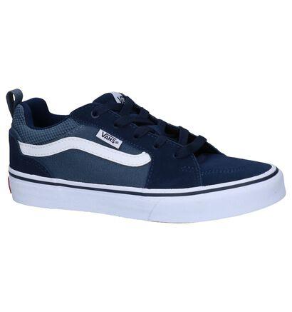 Vans Filmore Blauwe Skate Sneakers in nubuck (266620)