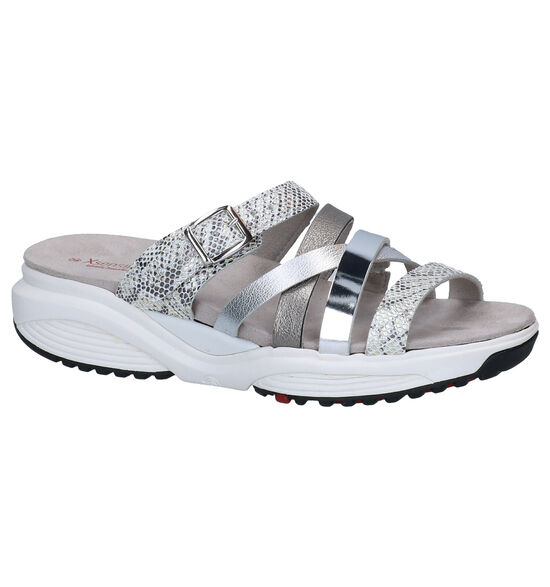 Xsensible Rinia Zilveren Slippers