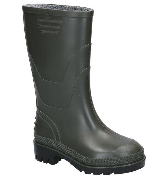 Dazzle Bottes de pluie en Vert kaki