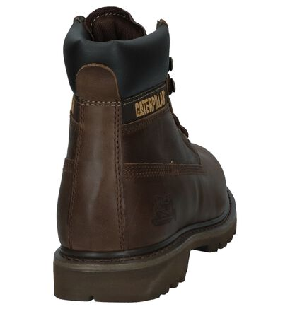 Caterpillar Colorado Wandelschoenen Bruin in leer (256931)