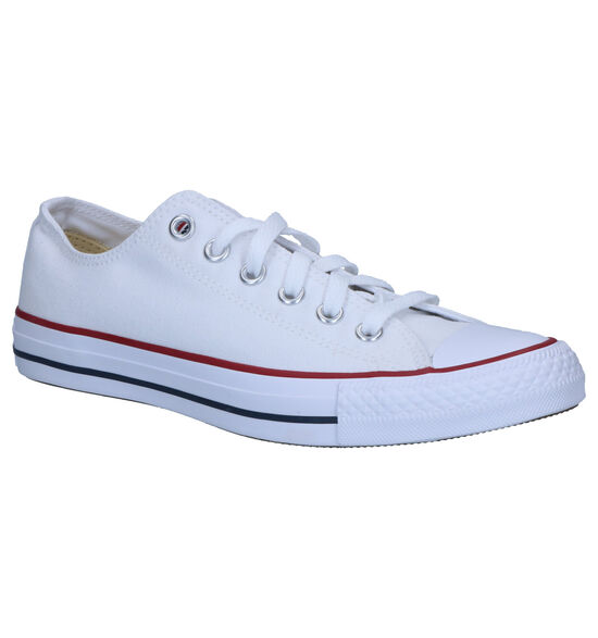 Converse All Star OX Sneakers Wit
