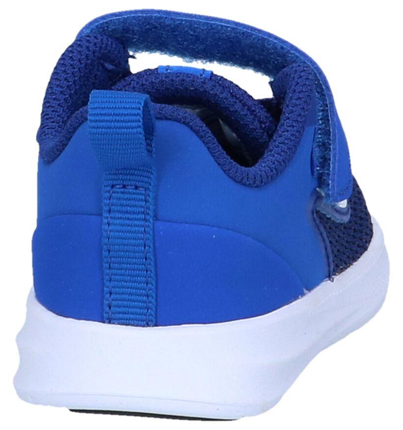 Blauwe Babysneakers Nike Downshifter 9 TD in stof (250009)