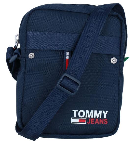 Tommy Hilfiger Campus Sac porté croisé en Bleu