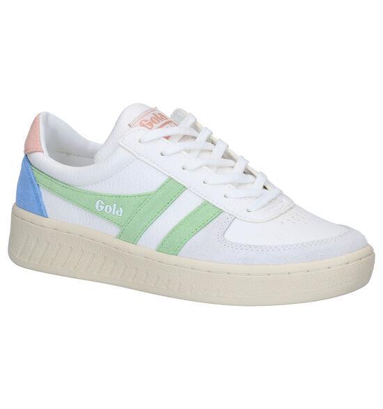 Gola Grandslam Witte Sneakers