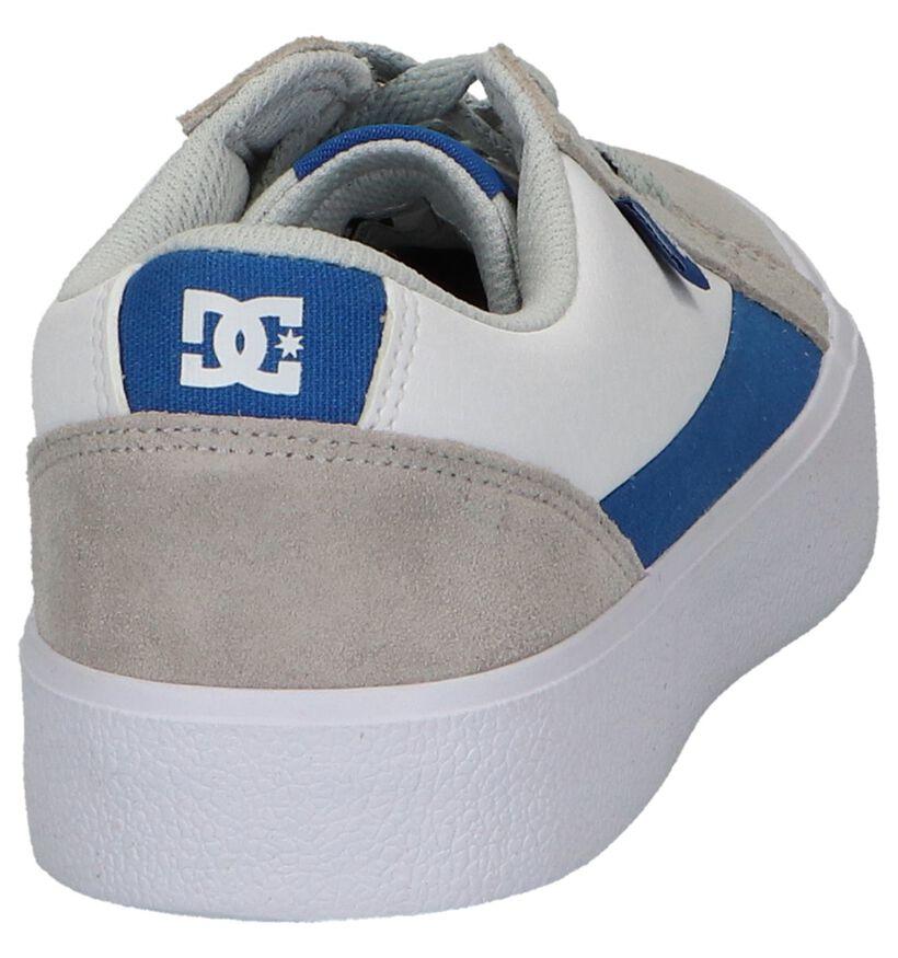 Multicolor Skateschoenen DC Shoes Lynnfield in daim (250809)
