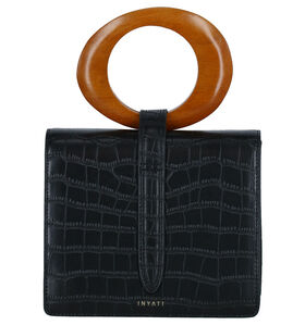 Inyati Abbey Vegan Sac à main en Noir en simili cuir (290154)