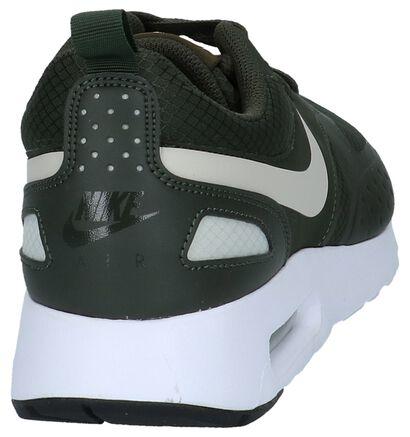 Nike Air Max Vision Kaki Sneakers in kunstleer (209826)