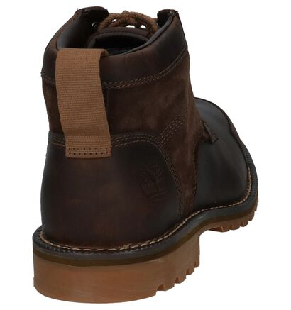 Timberland Larchmont Chukka Bruine Boots in nubuck (255240)