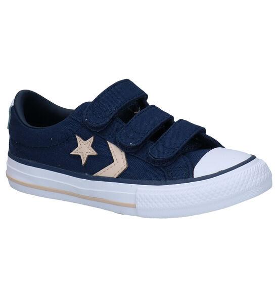 Converse Star Player Blauwe Sneakers